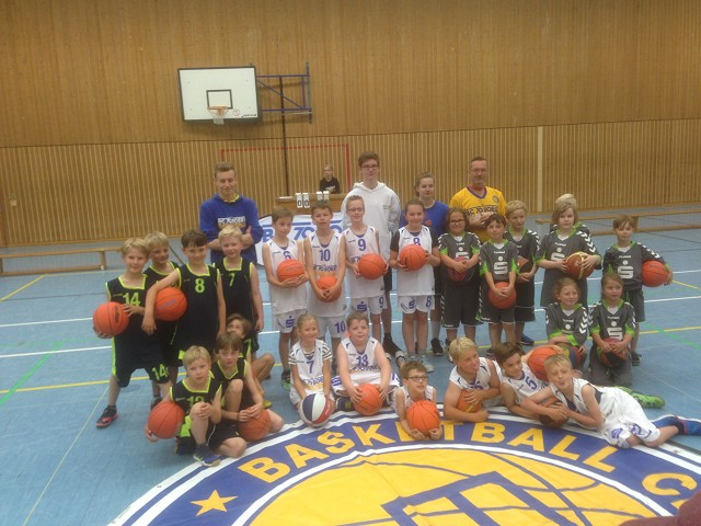 Bild Basketballturnier