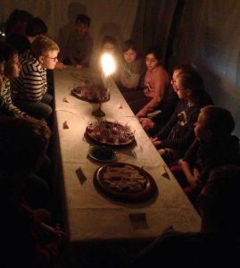 Ostergarten - Letztes Abendmahl