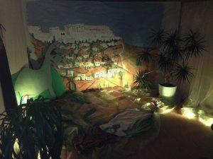 Ostergarten - Palmsonntag